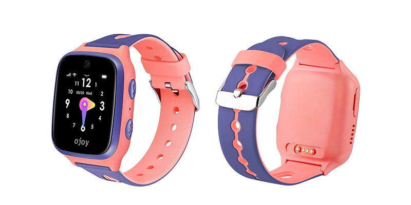 OJOY A1 Kids Smart Watch | Waterproof Smart Watch for Kids | 4G LTE Watches  for Boys and Girls | Safety Gizmo Watch for Kids | Kids GPS Watch &