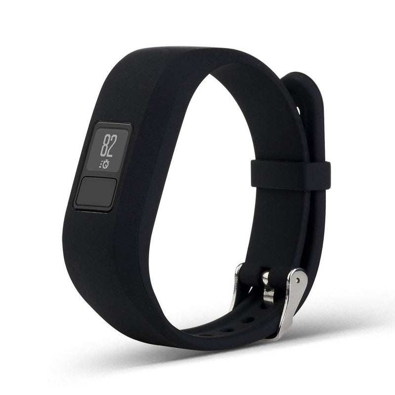 AUTRUN Band for Garmin Vivofit 3 and Garmin Vivofit JR, Silicon Bracelet Strap Replacement Bands for Garmin Vivofit 3 and Vivofit JR(No Tracker)