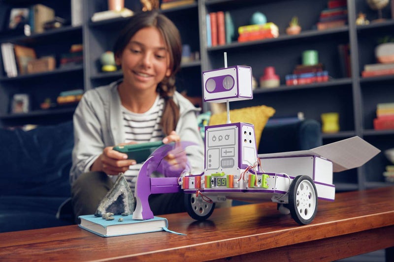 Australia littleBits Space Rover Inventor Kit-Build and Control a Space Rover tech Toy with Hours of NASA-Inspired Missions!