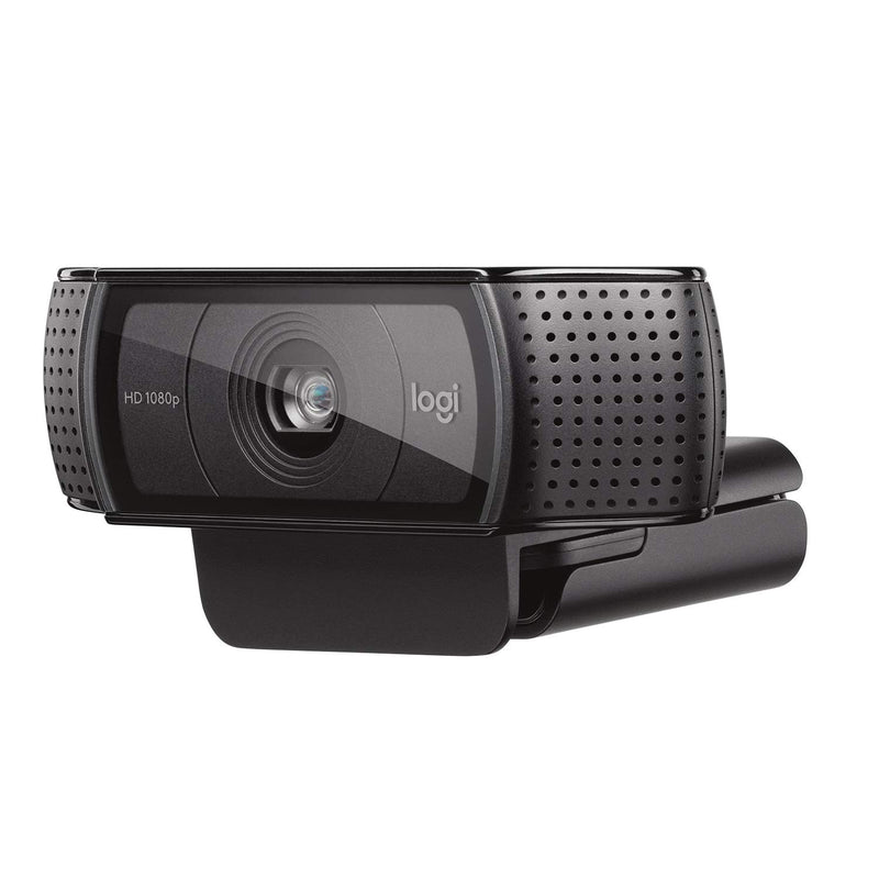 Australia Logitech C920S Pro HD Webcam with Privacy Shutter - Widescreen Video Calling and Recording, 1080p Camera, Desktop or Laptop Webcam