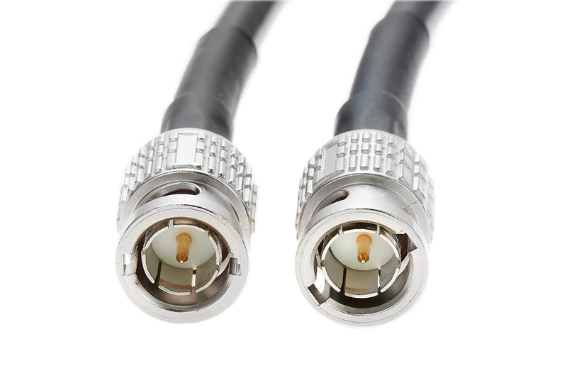 Australia 35 Foot HD-SDI RG59 BNC to BNC 3GHZ Canare L-4CFB Cable (75 Ohm) by Custom Cable Connection