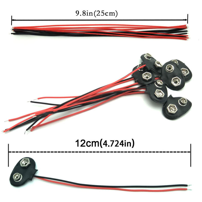 Australia EUDAX 6 Set DC Motors Kit, Mini Electric Hobby Motor 3V -12V 25000 RPM Strong Magnetic with 86Pcs Plastic Gears, 9V Battery Clip Connector,Boat Rocker Switch,Shaft Propeller for DIY Science Projects