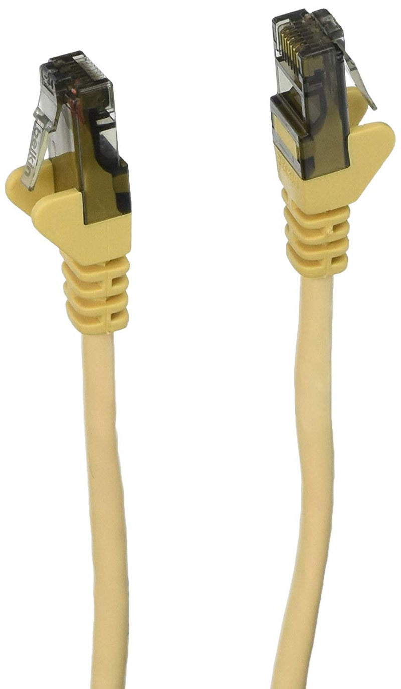 Australia Belkin Snagless CAT6 Patch Cable RJ45M/RJ45M; 7 YELLOW (A3L980-07-YLW-S)
