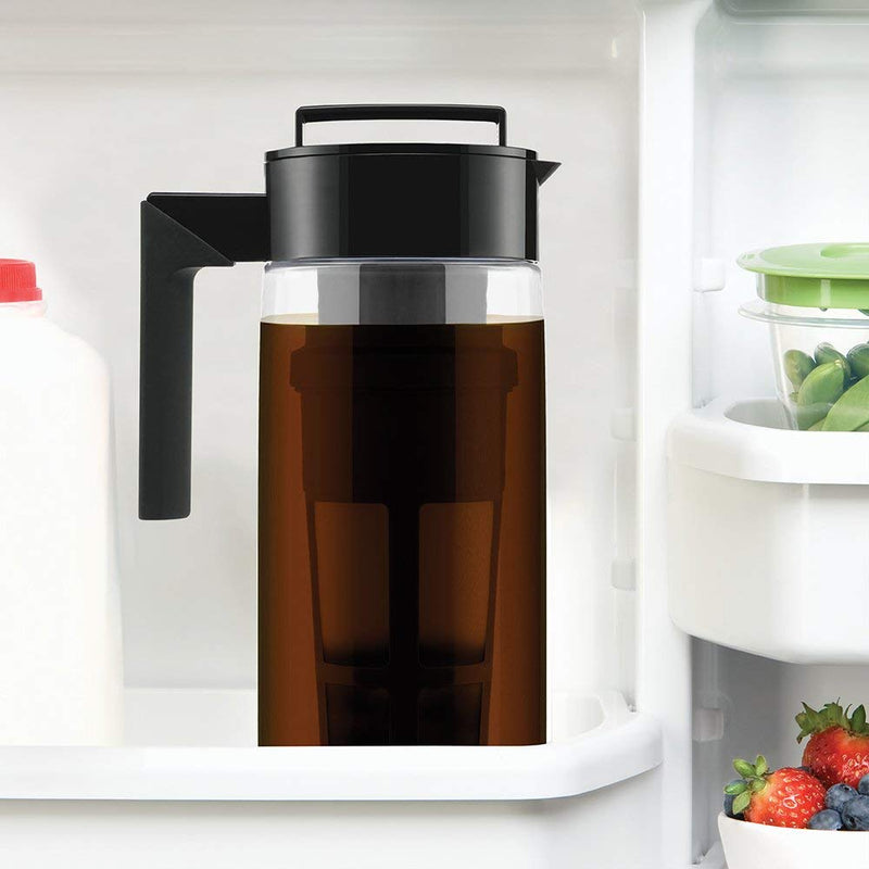 Takeya Patented Deluxe Cold Brew Iced Coffee Maker with Airtight Seal & Silicone Handle Australia