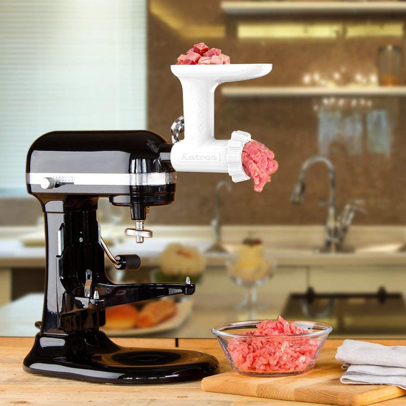 Australia Antree Food Grinder and Sausage Filler Tube Attachment for KitchenAid Stand Mixer