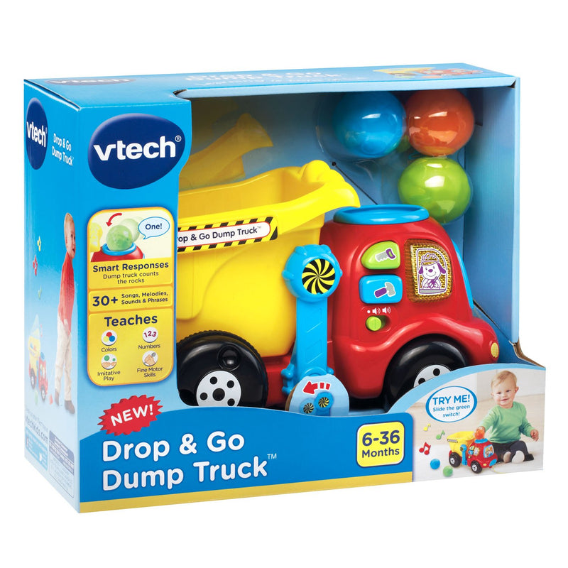 Australia VTech Drop and Go Dump Truck