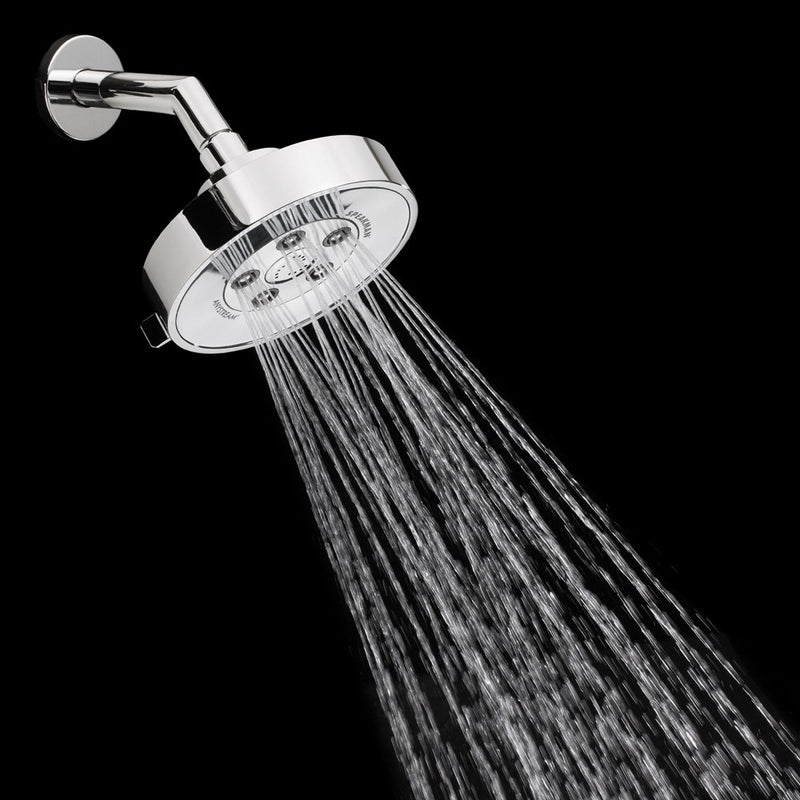 Australia Speakman S-3010 Neo Anystream High Pressure Adjustable 2.5 GPM Shower Head, Polished Chrome