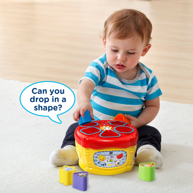 Australia VTech Sort and Discover Drum