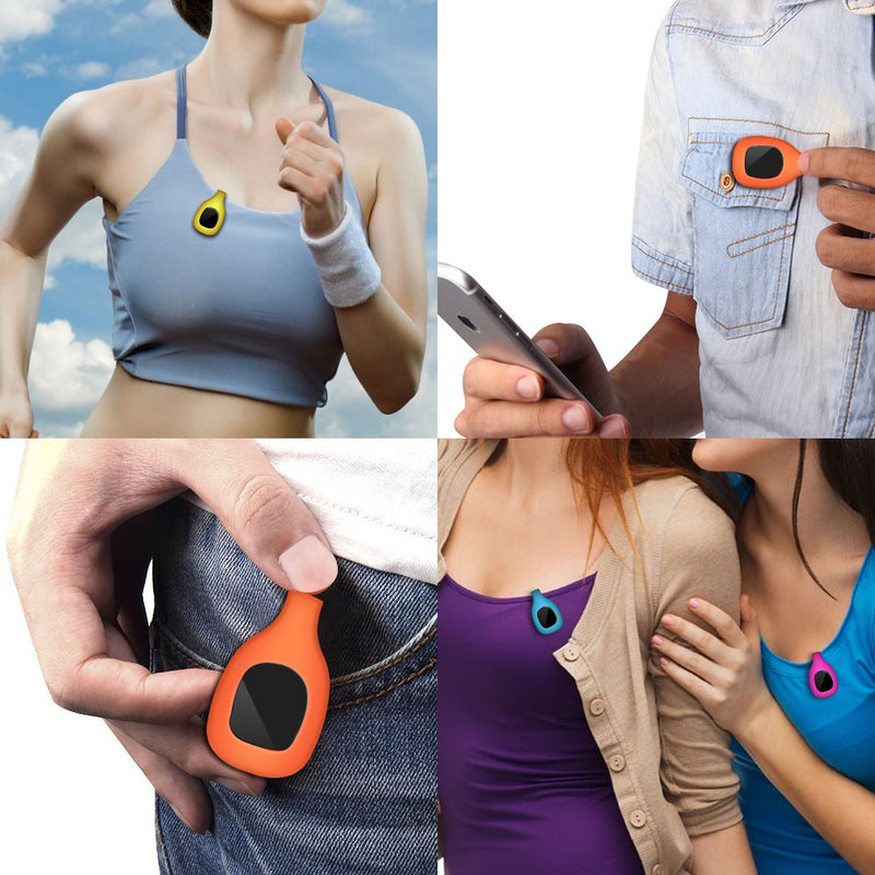 EverAct Compatible Clip Holder Replacement for Fitbit Zip (10 Color)