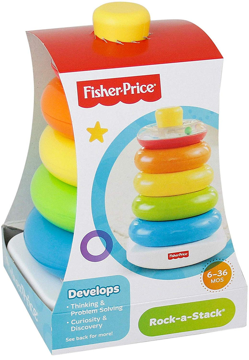 Australia Fisher-Price Brilliant Basics Rock-a-Stack