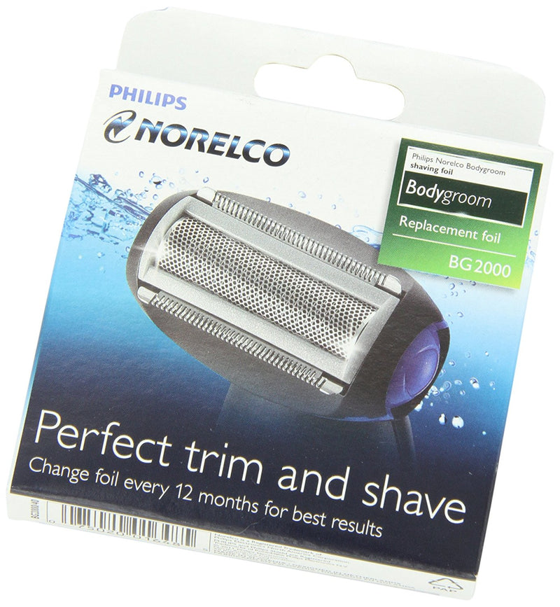 Australia Philips Norelco Bodygroom Replacement Trimmer/Shaver Foil