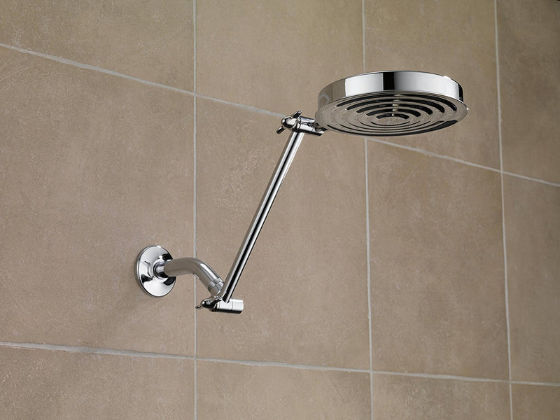Australia Delta Faucet UA902-PK 10-inch Adjustable Shower Arm, Chrome