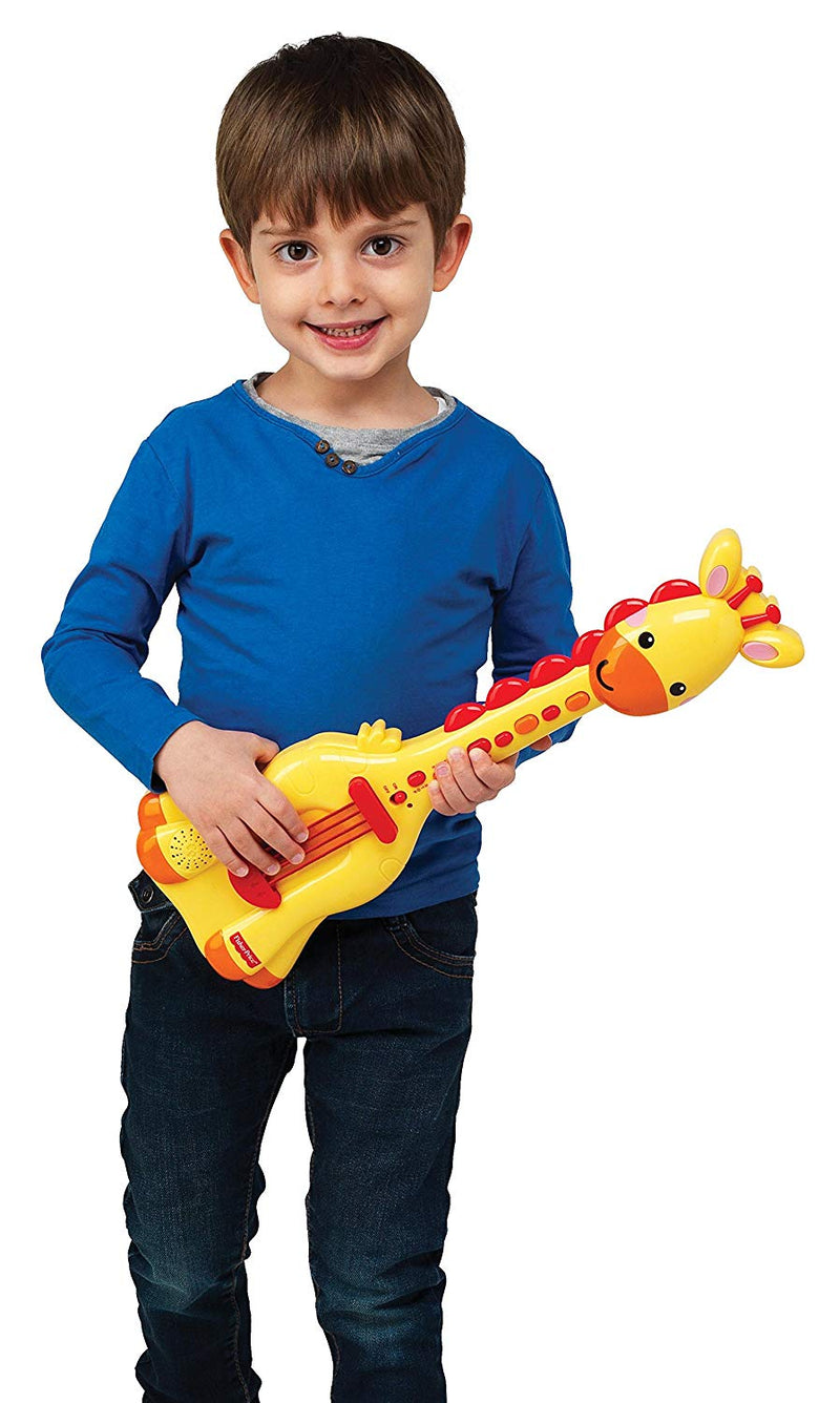 Australia Fisher Price Music Giraffe Guitar