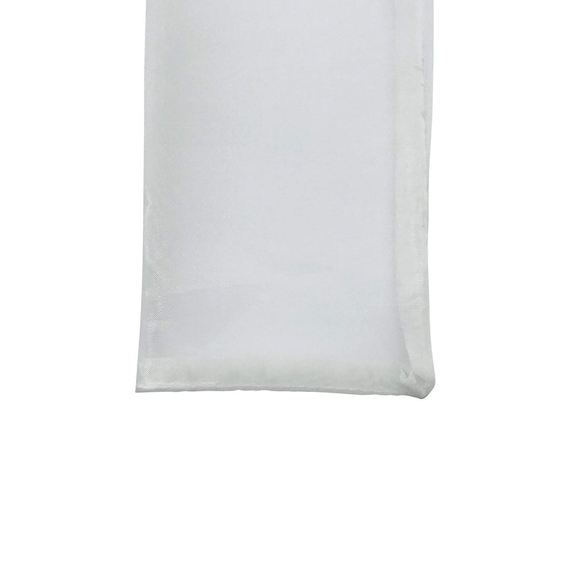 "160 Micron | Premium Nylon Tea Filter Press Screen Bags | 2"" x 4"" 