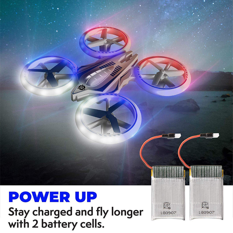 Australia UFO Mini Drones for Kids – UFO 4000 LED Mini Drone for Kids or Beginners, Small Micro Indoor RC Drone Quadcopter Toy Gifts for Teen Boys or Girls