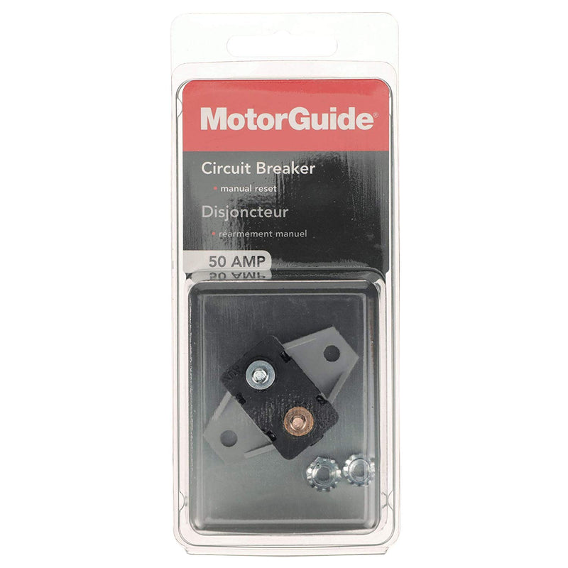 Australia MotorGuide Breaker KIT-50AMP-Manual (Looks may vary)