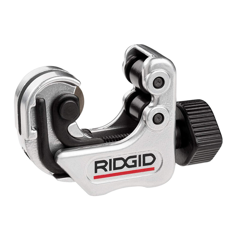Australia RIDGID 118 32573 2-in-1 Close Quarters AUTOFEED Cutter with Ratchet Handle, 1/4-inch to 1-1/8-inch Tubing Cutter