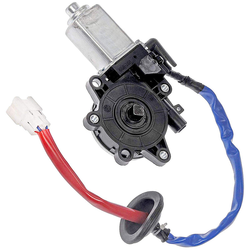 Australia APDTY 853634 Power Window Lift Motor Front Left/Driver Side For 2003-2007 Nissan Murano (Includes Long OE Style Wire Harness) (Replaces Nissan 80731-CA00A, 80731CA00A)