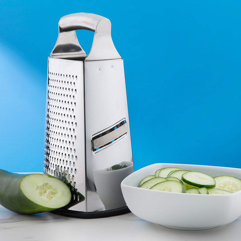 Australia Spring Chef Stainless Steel Box Grater (Large)