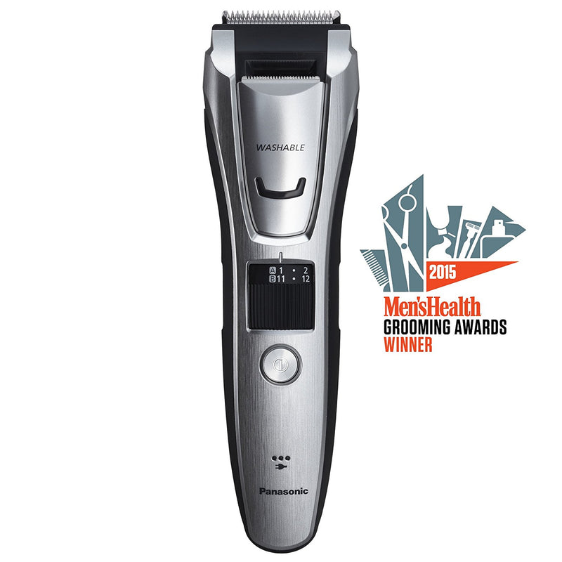Panasonic Australia ER-GB80-S Body and Beard Trimmer, Hair Clipper