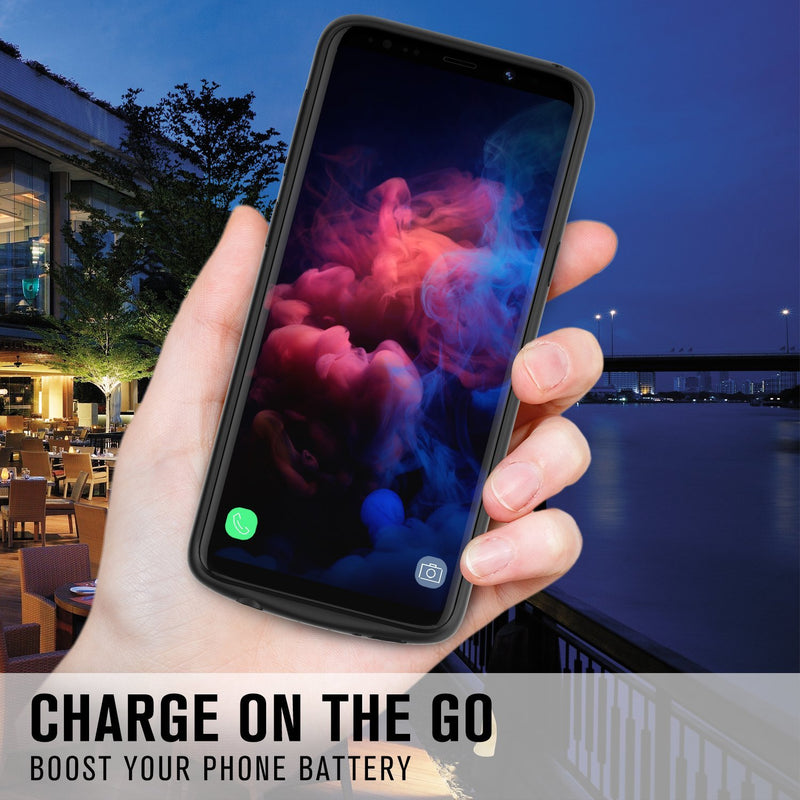 Galaxy S9 Plus Battery Case 5200mAh Portable External Backup Charging Case Australia - CocoonPower Australia