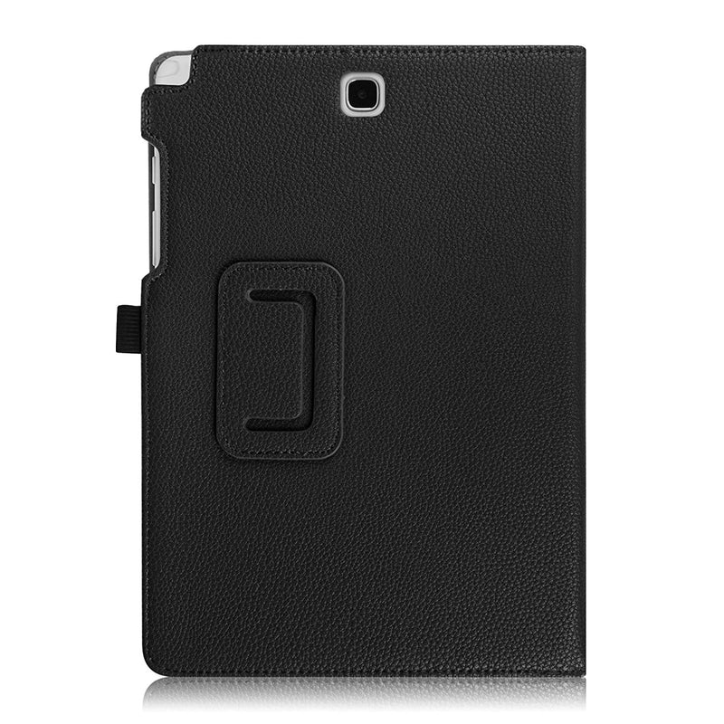 Australia Fintie Folio Case for Samsung Galaxy Tab A 9.7 - Slim Fit Premium Vegan Leather Cover for Samsung Tab A 9.7-Inch Tablet SM-T550, SM-P550 (with Auto Sleep/Wake Feature), Black