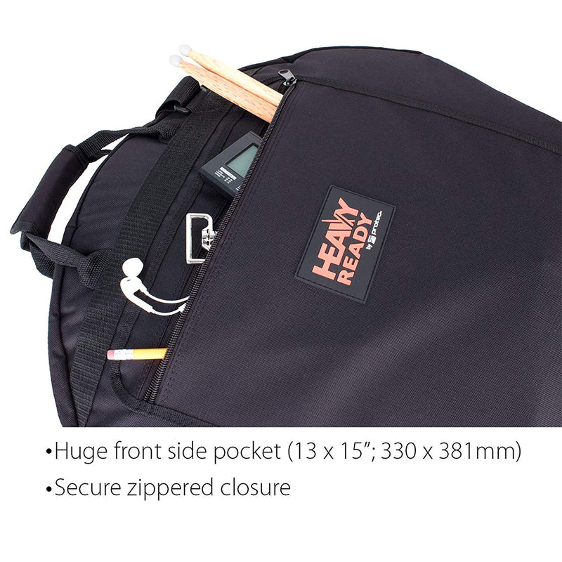"Protec HR230 Heavy Ready Series 22"" Cymbal Bag"