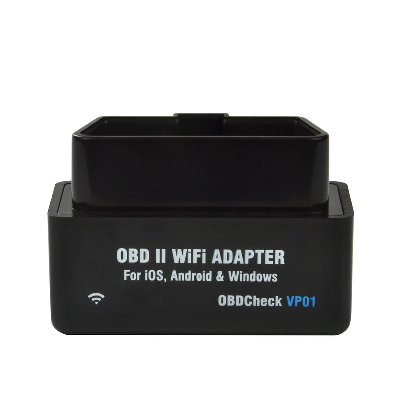 Veepeak Mini WiFi OBD2 Scanner for iOS and Android, Car OBD II Check Engine Light Diagnostic Code Reader Scan Tool Supports Torque Pro, OBD Fusion, Car Scanner App