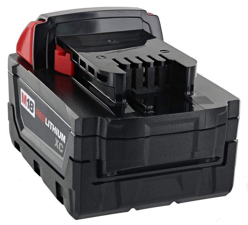 Australia Milwaukee 48-11-1828 Genuine OEM M18 3 Amp Hour 18V Lithium Ion XC Extended Capacity Battery with Redlink Intelligence and Extreme Weather Performance