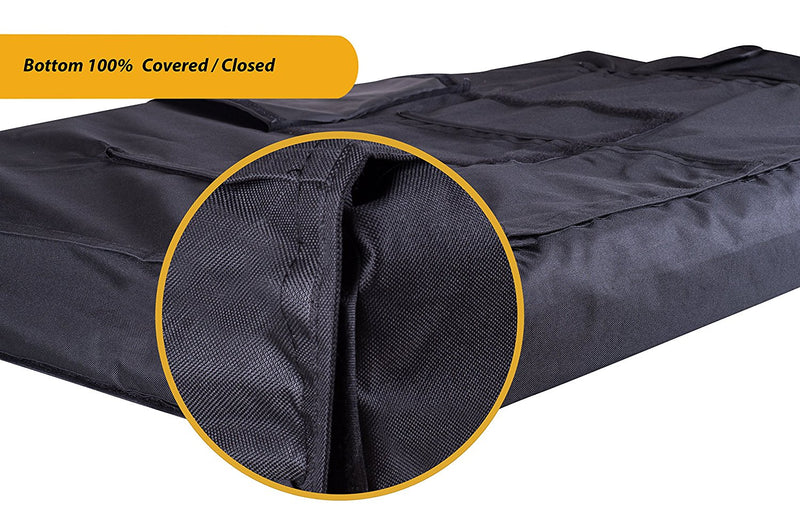 "Australia Outdoor TV Cover 40"" - 42"" - NOW WITH BOTTOM COVER, Quality Weatherproof and Dust-proof Material with FREE Microfiber Cloth. Protect Your TV Now!"