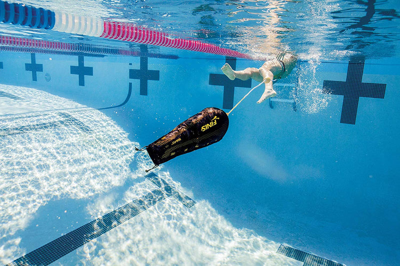 FINIS Drag+Fly Adjustable Resistance Chute