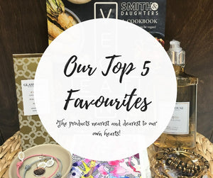 Our Top 5 Favourite Products