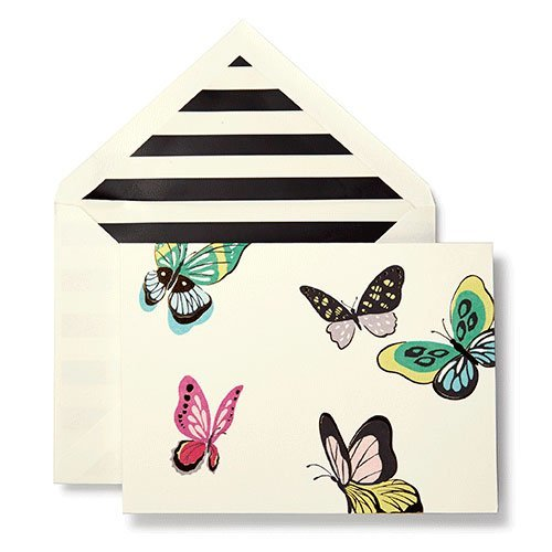 KATE SPADE | Stationary Set Butterflies