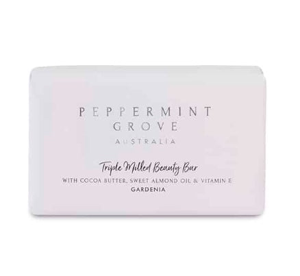 PEPPERMINT GROVE | Gardenia Beauty Bar