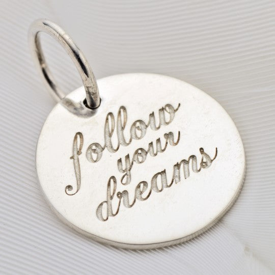 PALAS JEWELLERY | Follow Your Dreams Charm