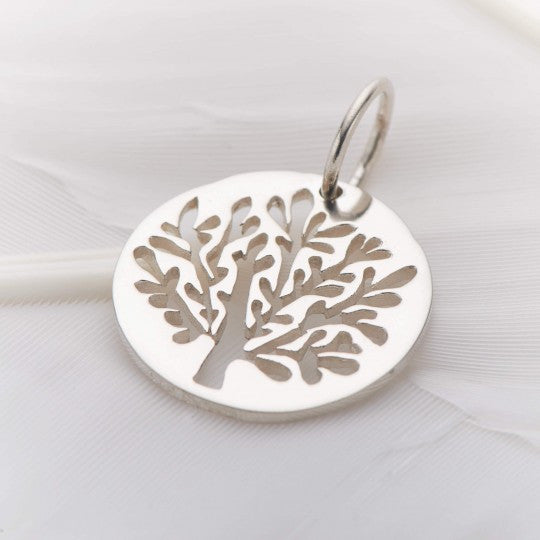 PALAS JEWELLERY | Tree of Life Cut Out Charm