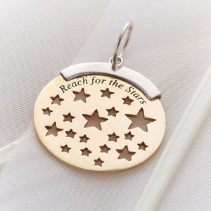 Reach for the Stars Charm