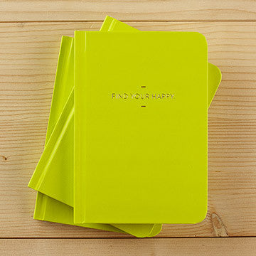 MOTTO JOURNAL l Find Your Happy