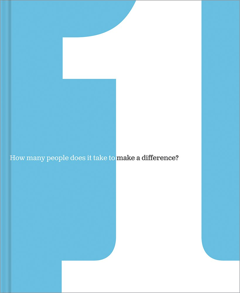 COMPENDIUM | DAN ZADRA | 1|  How Many People Does It Take to Make a Difference?     One Book