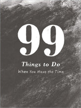 COMPENDIUM | A.D. JAMESON | 99 Things To Do