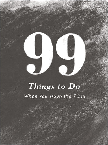 A.D. JAMESON | 99 Things To Do