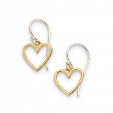 Palas Jewellery|Petite Heart Earrings