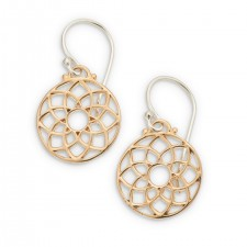 PALAS JEWELLERY | Petite Mandala Earrings