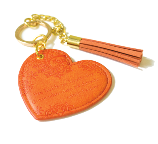 INTRINSIC | Persimmon Key Chain
