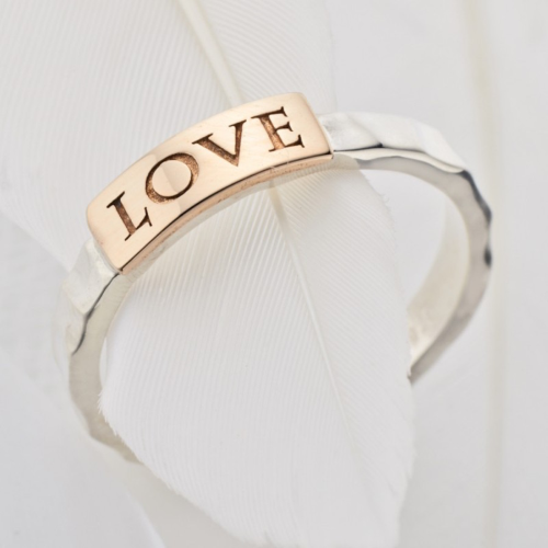 PALAS JEWELLERY | LOVE Ring - Small