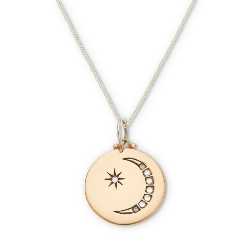 PALAS JEWELLERY | Clair de Lune Necklace