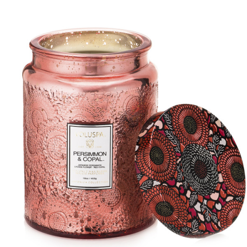 VOLUSPA | Persimmon Copal 100hr Candle