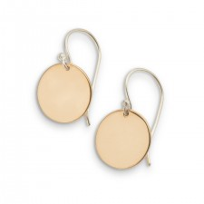 PALAS JEWELLERY | Petite Disc Earrings