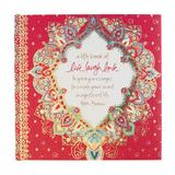 INTRINSIC | Live Laugh Love Quote Book
