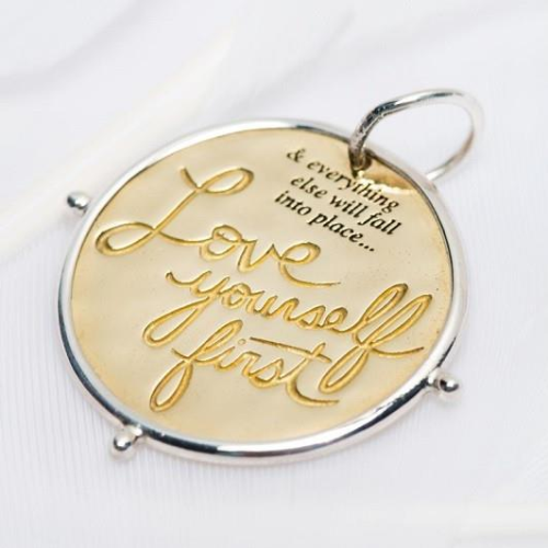 PALAS JEWELLERY | Love Yourself First Charm